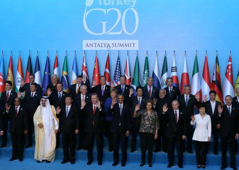 Turkey G20 nations met 2014