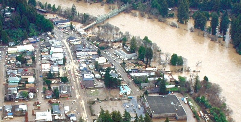 The Deep History of California's Catastrophic Flooding