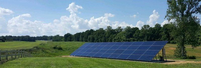 residential solar in North Carolina