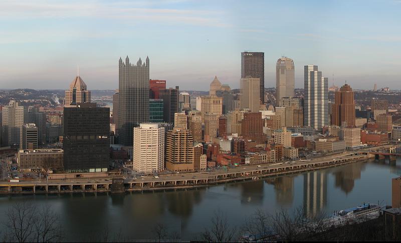Pittsburgh. Source: Pixabay