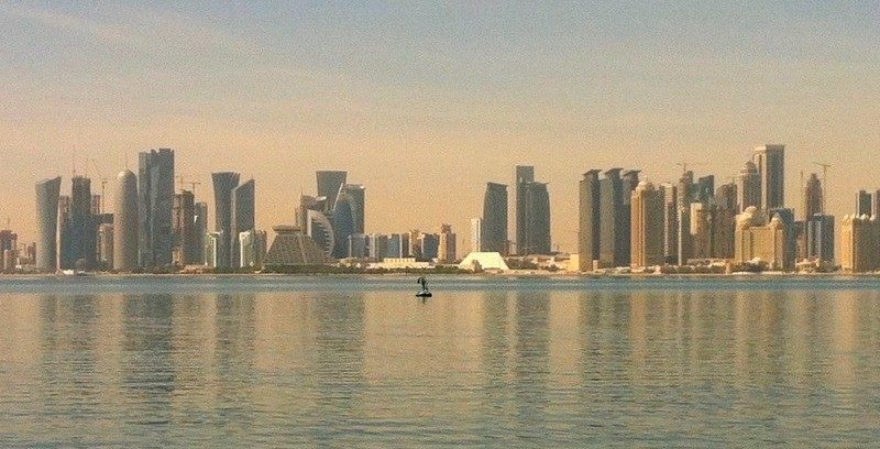 Doha, Qatar. Source: Pixabay