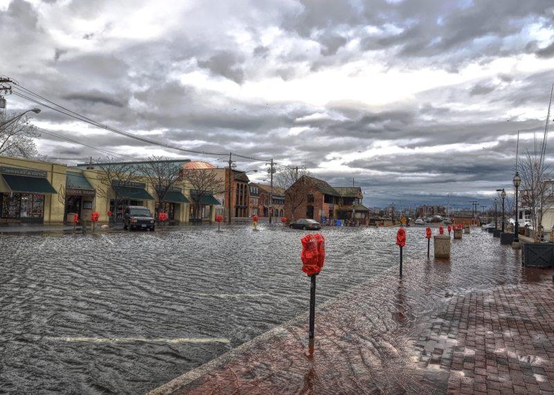 annapolis sea level rise