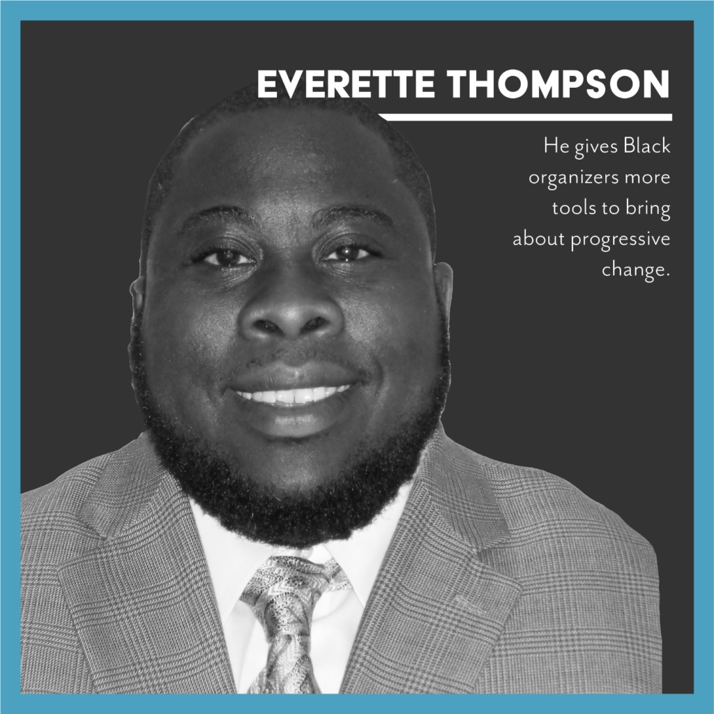 Everette Thompson portrait