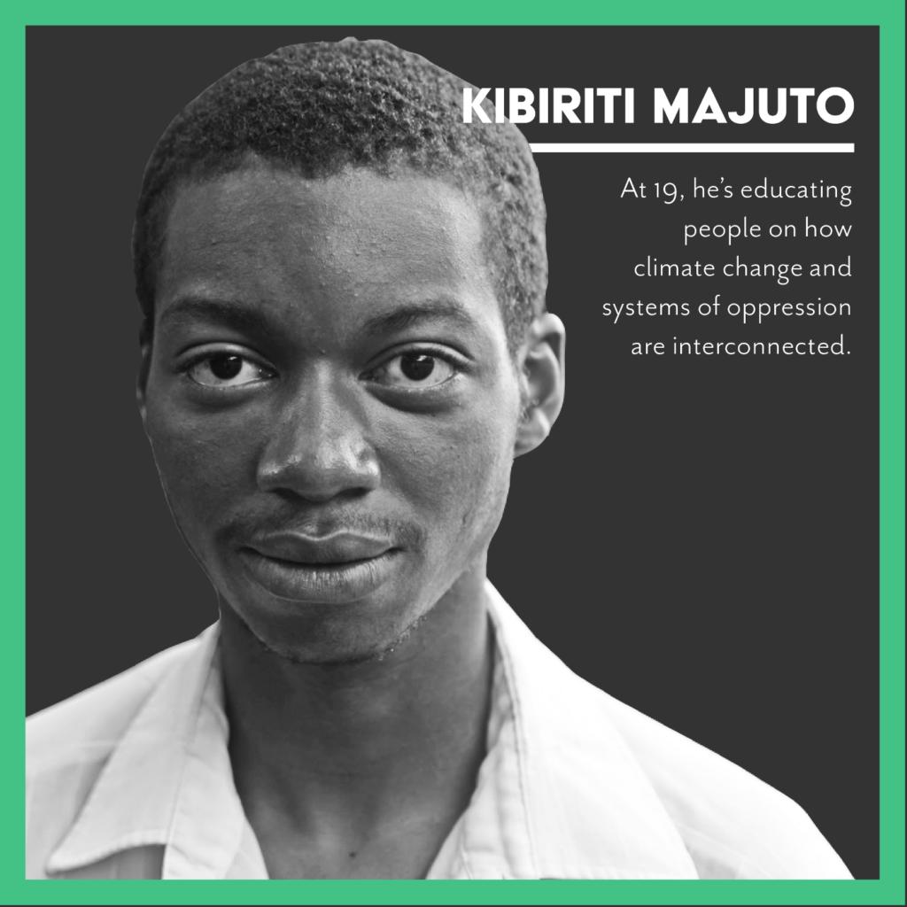 Kibiriti Majuto portrait