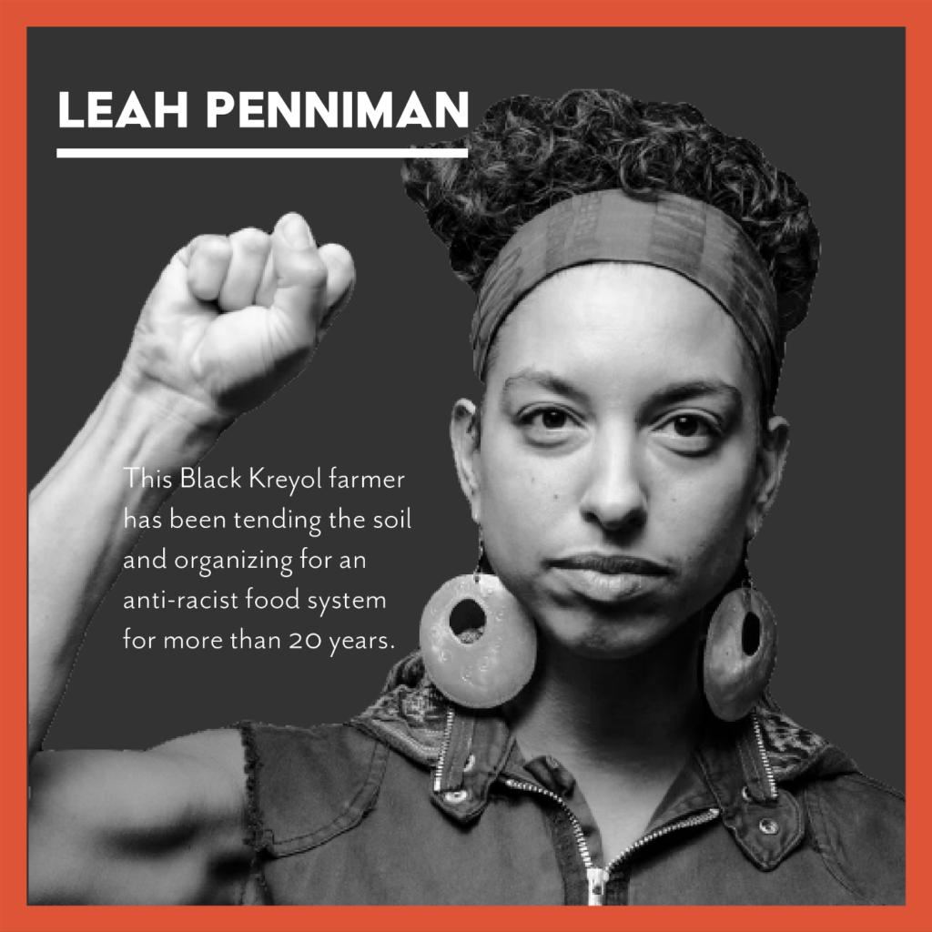Leah Penniman portrait