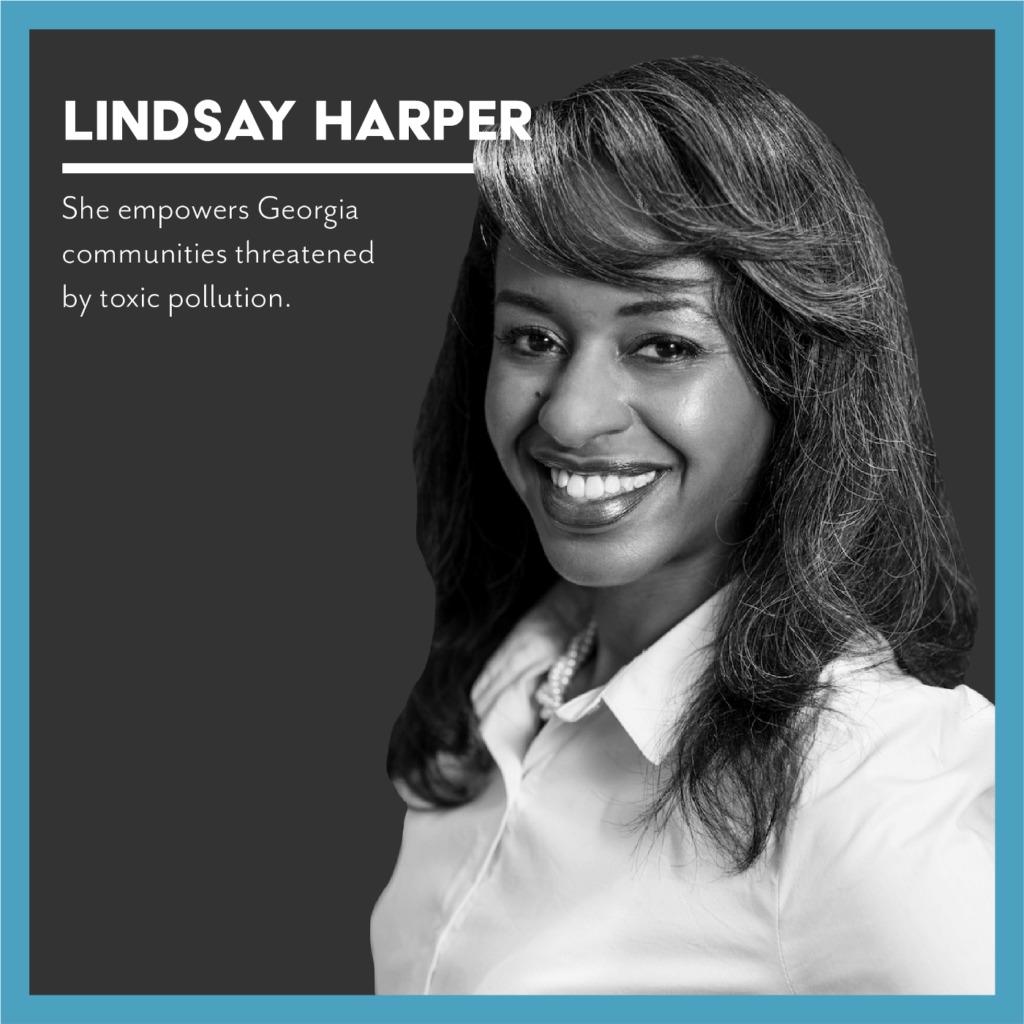 Lindsay Harper portrait