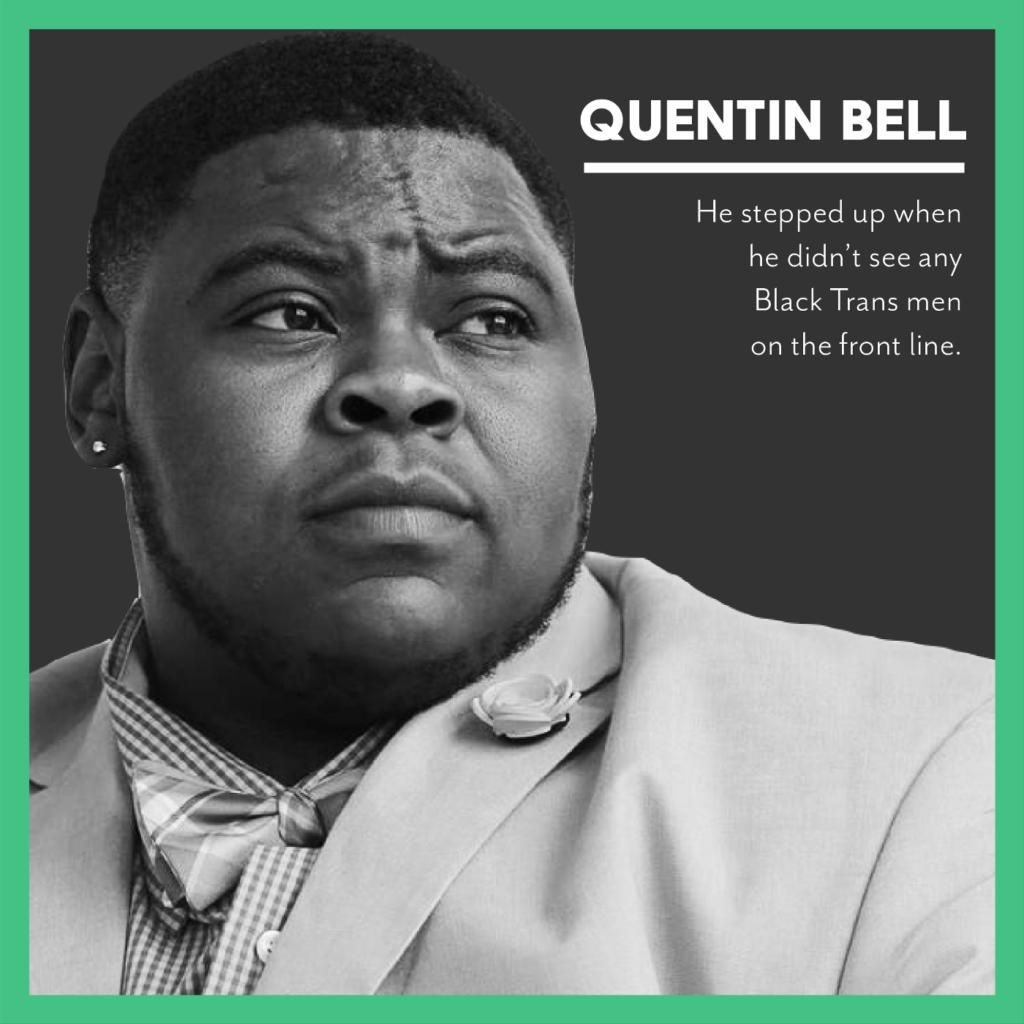 Quentin Bell portrait
