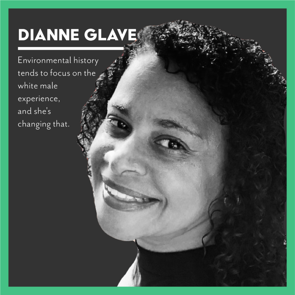 Rev. Dianne Glave portrait