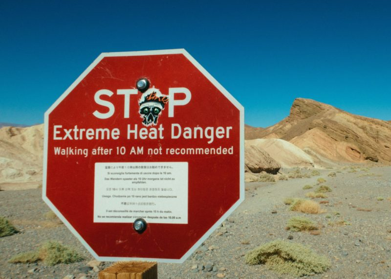 Heat waves and extreme heat is a significant health threat.