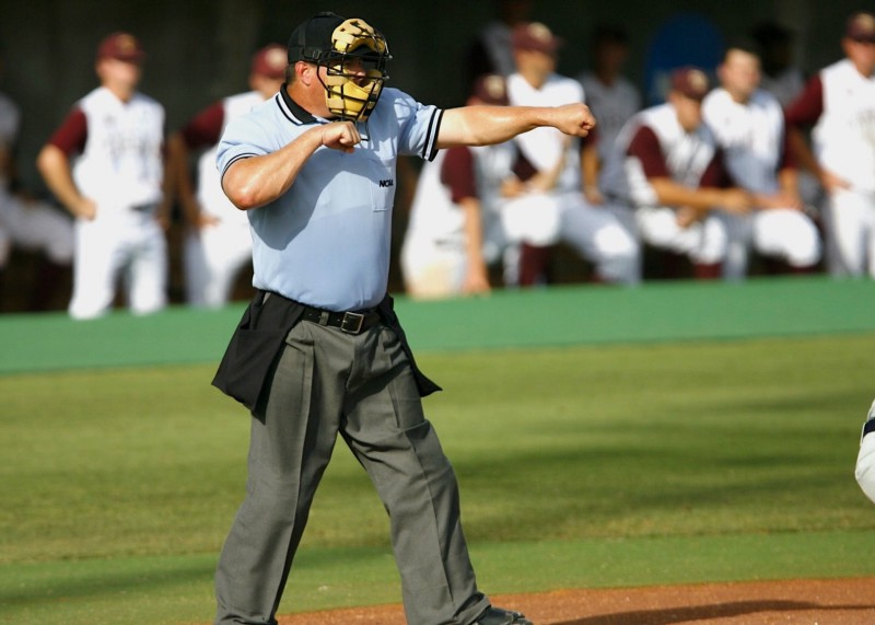 Research suggests that umpires make more bad calls on days with poor air quality
