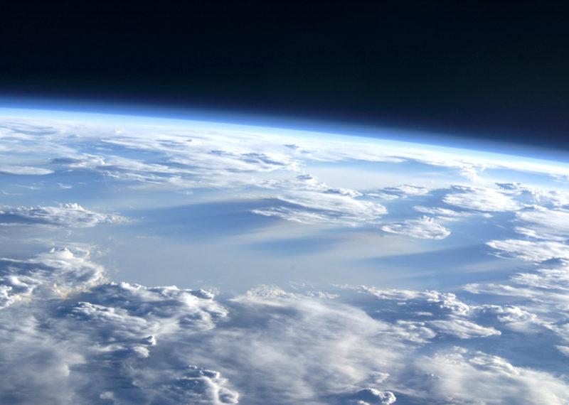 climate change ozone hole