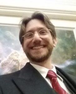 author Josh Chamot