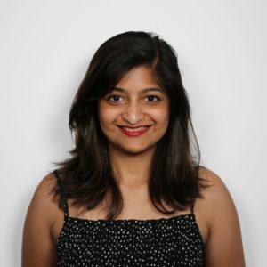 author Shravya Jain-Conti
