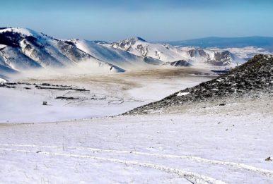 Winter in Siberia. Source: Pixabay