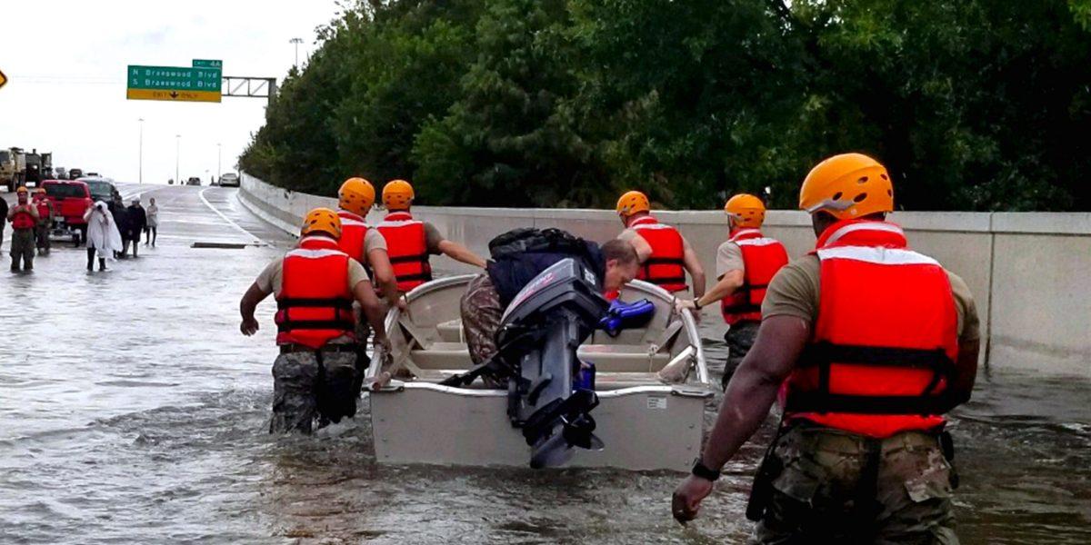 ABC and NBC Failed to Explain How Climate Change Fueled Hurricane Harvey