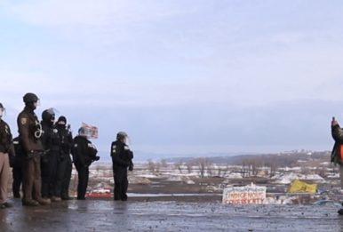 people getting arresting