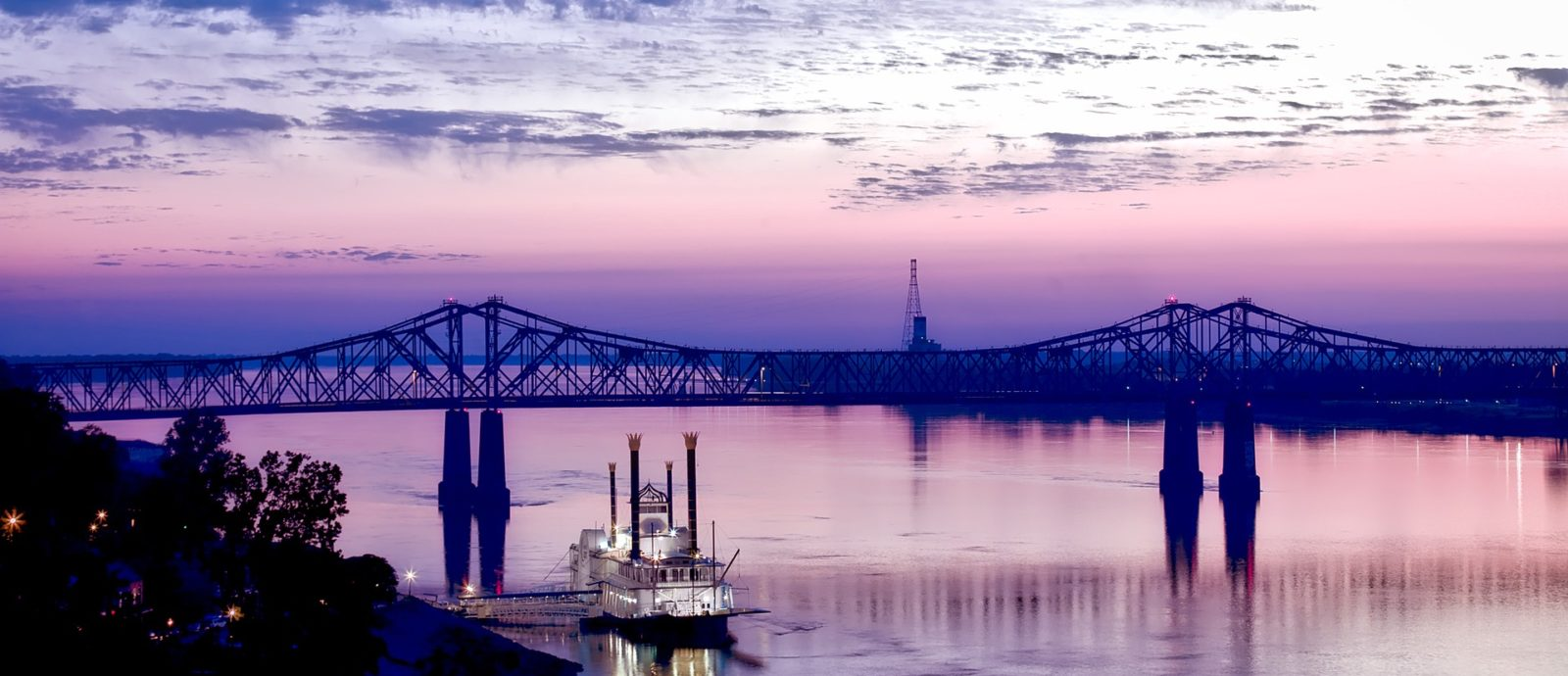 The Mississippi River. Source: Pixabay