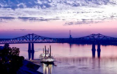 The Mississippi River. Source: Pixabay