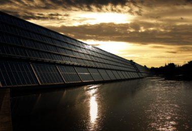 Solar panels. Source: Pexels