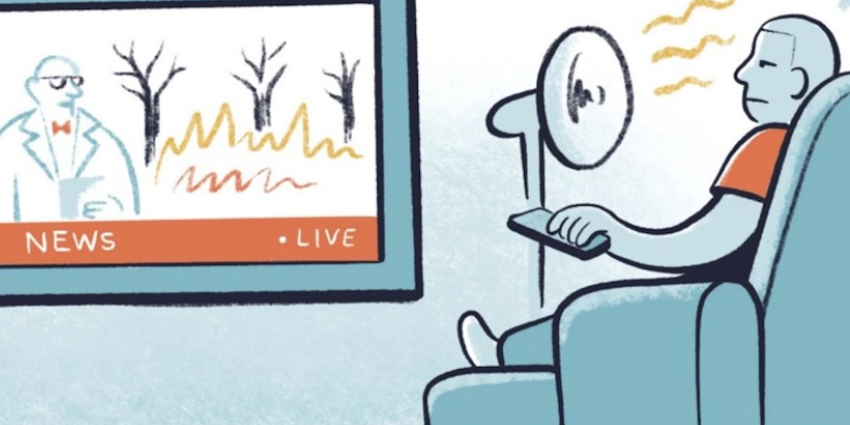 Climate Change Cartoonist