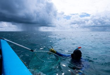 lobster fishing climate change