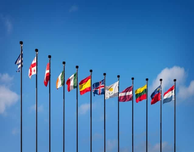 Flags - Euro