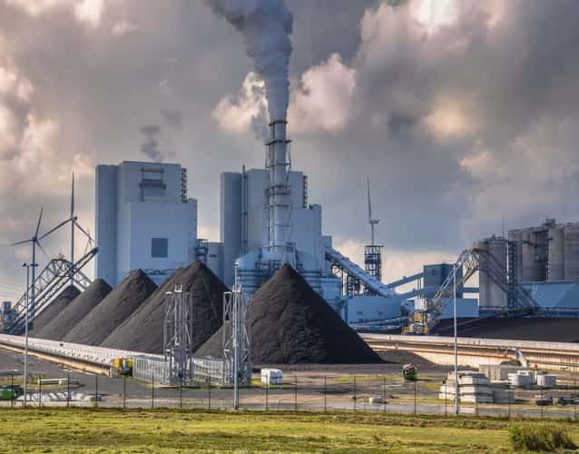 coal wind trubine