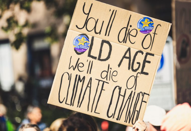 Climate anxiety is real. Source: Pexels