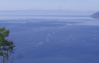 Lake Baikal. Source: W0zny