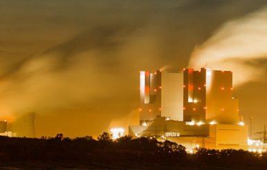 A power plant. Source. Pixabay