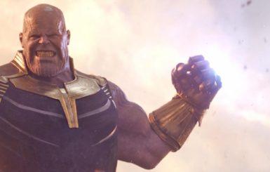 Thanos in Avengers: Infinity War. Source: Marvel Studios