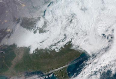 Winter Storm Quinn. Source: CIRA/RAMMB