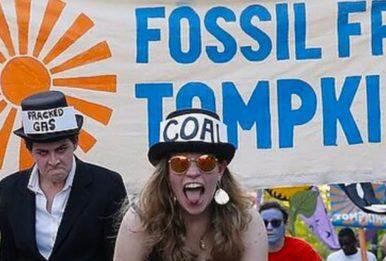 Fossil Fuel Protests - Nexus Media News