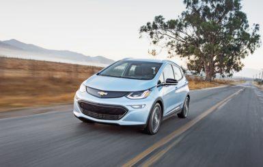 car companies electric cars