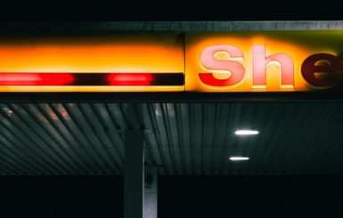 A Shell gas station. Source: Pexels