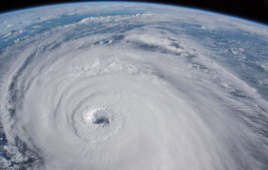 Hurricane Florence. Source: NASA