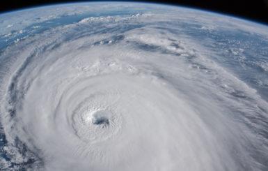 Hurricane Florence. Source:NASA