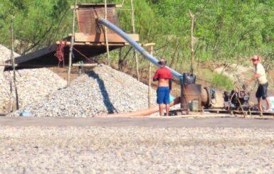 gold mining amazon