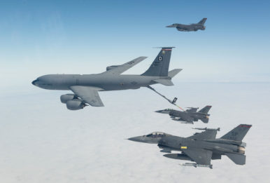 climate change air force